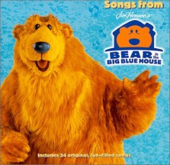 MUSIC REVIEW: Songs From Bear in the Big Blue House