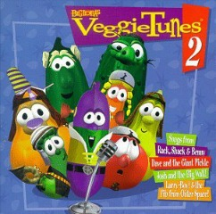 MUSIC REVIEW: Veggie Tunes 2
