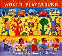MUSIC REVIEW: Putumayo-World Playground
