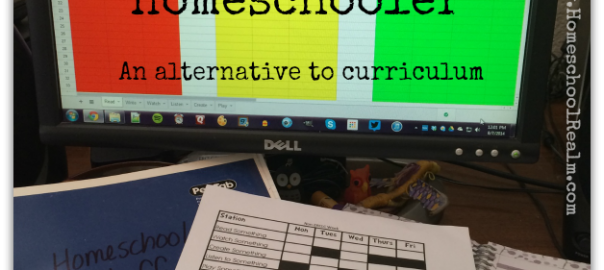 Curriculum doesn't work for every homeschooler, HomeschoolRealm.com