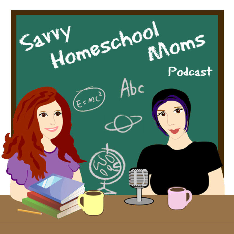 Savvy Homeschool Moms logo