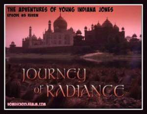 The Adventures of Young Indiana Jones, episode 5 review, HomeschoolRealm.com