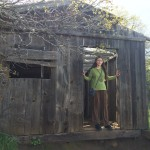 The hermit's cabin!