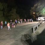 Line dancing!