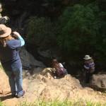 Below Dead Man's Falls