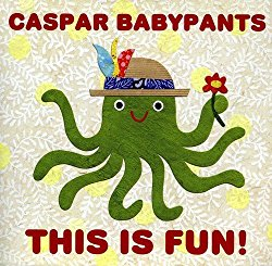 MUSIC REVIEW: Caspar Babypants–This is Fun!