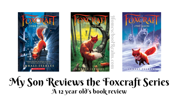 My son reviews the Foxcraft series