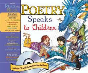 Book of the Week: Poetry Speaks to Children