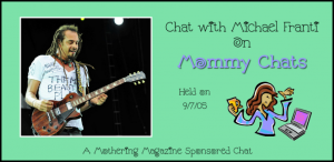 Chat with Michael Franti